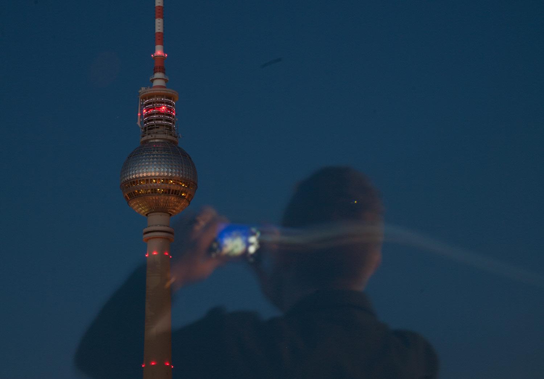 Blaue Stunde<br /> Gabriel Wunder