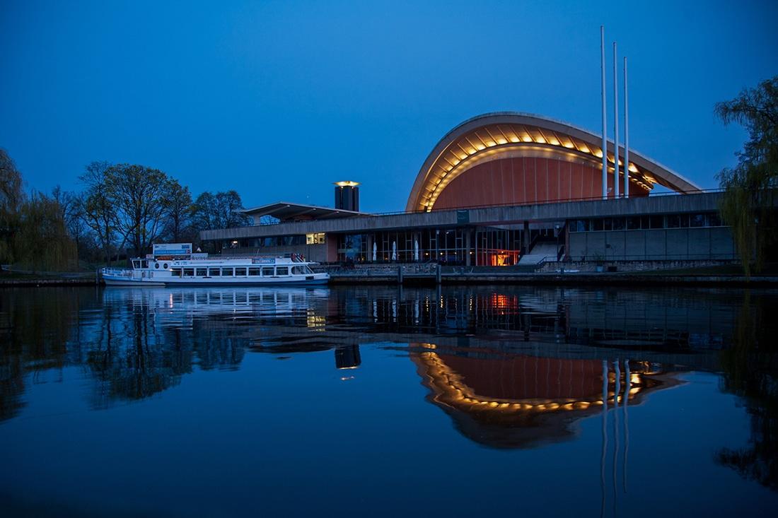 Blaue Stunde Fotokurs Berlin buchen oder verschenken