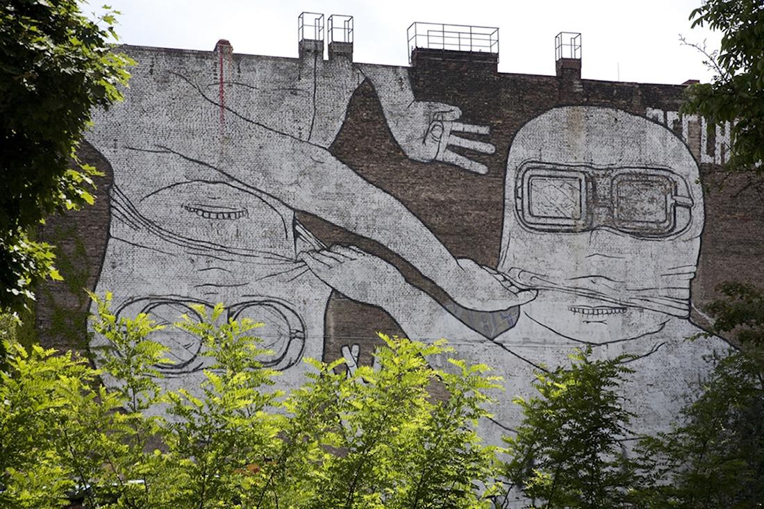 Street Art Foto Tour Berlin buchen oder verschenken