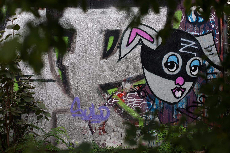 Street Art Tour<br />Anita Mamuza