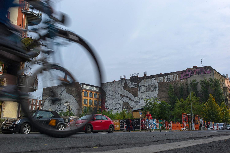Street Art Tour<br />Charles Vu