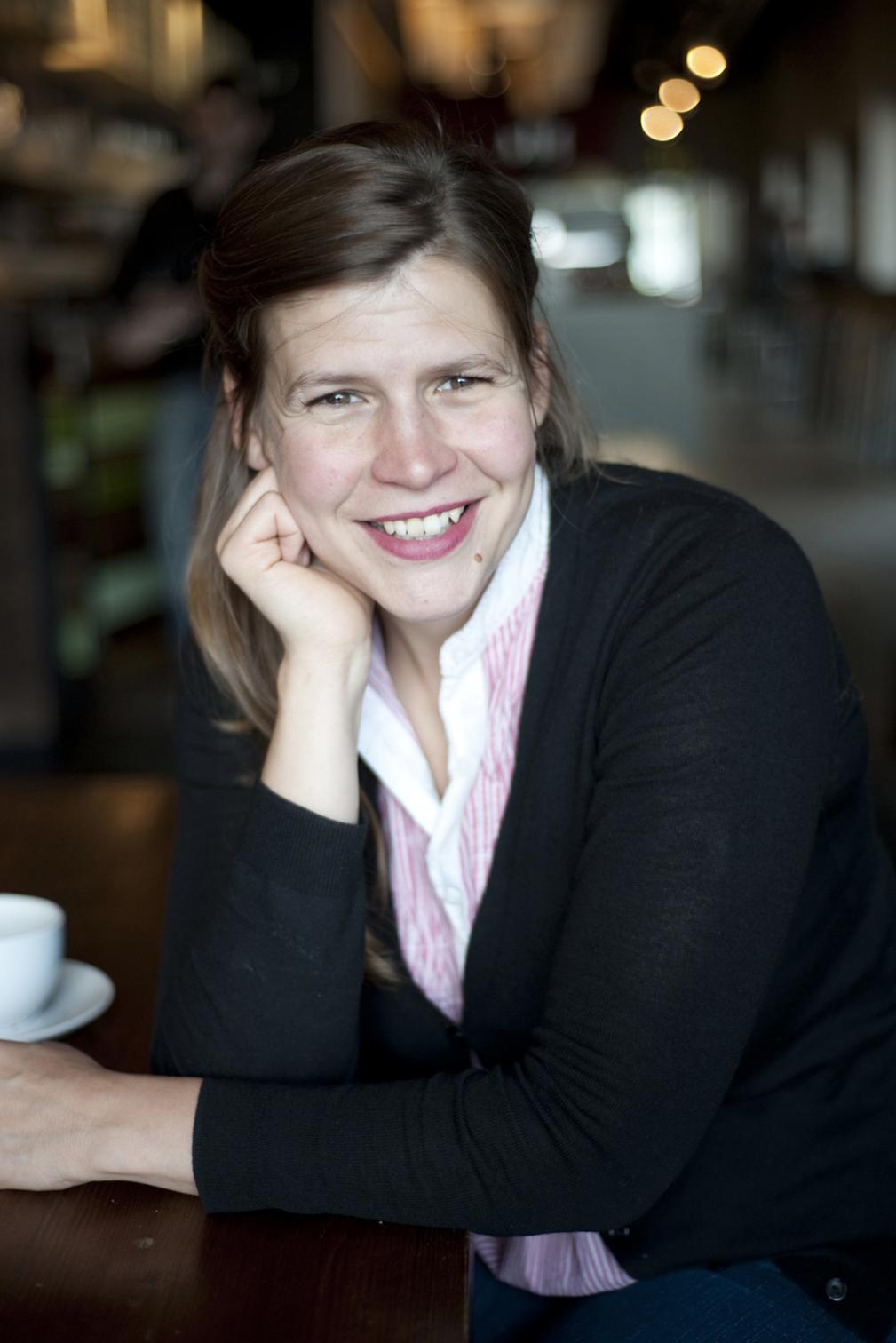Bettina von Kameke portrait and documentary photographer based in Berlin.