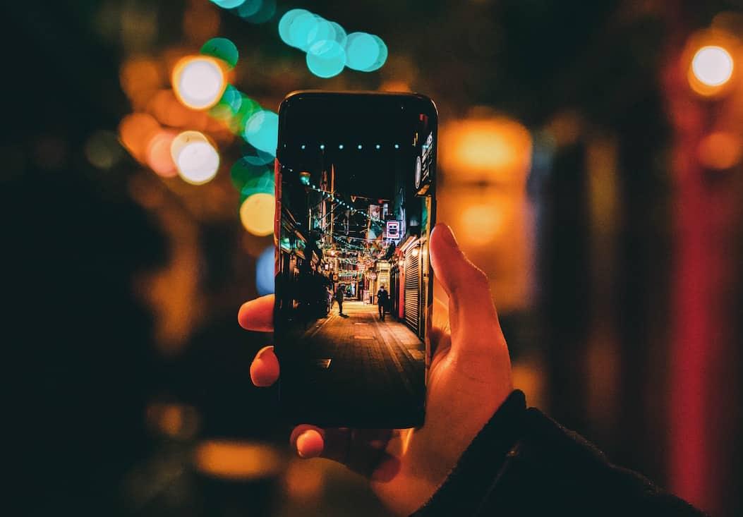 Smartphone Foto Workshop buchen oder verschenken